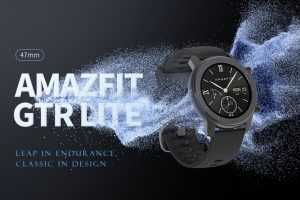 Amazfit GTR Lite Smartwatch Review, Specs and Prices 4