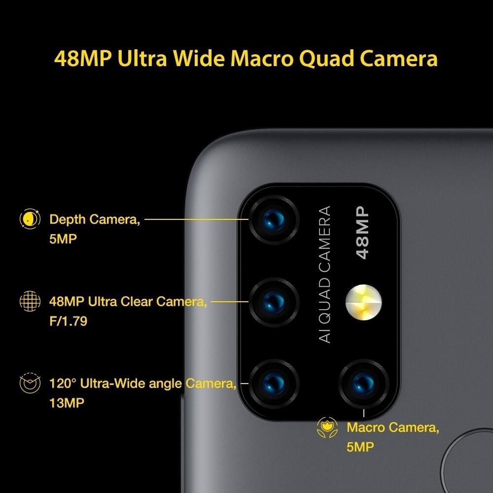 UMIDIGI Power 3 camera