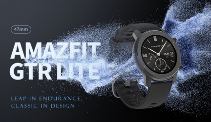 Amazfit GTR Lite Smartwatch Review, Specs and Prices