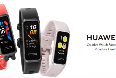 Huawei Band 4 Review: A Better Health Monitoring Smartwatch